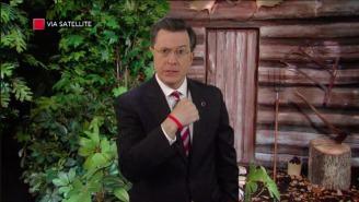 Stephen Colbert Says Goodbye To Bill O'Reilly By Bringing Back His Alter Ego, Stephen Colbert