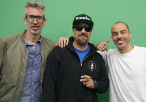 Iconic Hip-Hop DJs Stretch Armstrong And Bobbito Are Reuniting For An NPR Podcast
