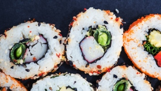 This Quick And Fascinating History Of The California Roll Is Full Of Surprises