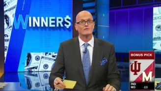 Scott Van Pelt Somehow Found A Way To Be Even More Awesome