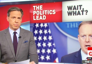 Jake Tapper Suggests Sean Spicer Pay A Visit To The Holocaust Museum A Few Blocks From The White House