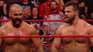 The Revival's Dash Wilder Is Injured, Because We Can't Have Nice Things
