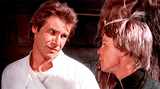 Mark Hamill Shared Footage From His First 'Star Wars' Screen Test With Harrison Ford