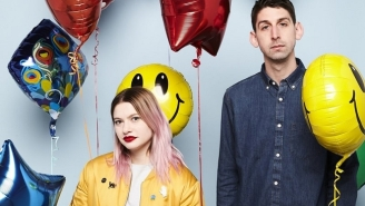 Tigers Jaw's Triumphant 'Spin' Is The Sound Of A Band Beating The Odds