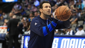 Adam Silver Put A Stop To Tony Romo Actually Playing In A Mavs Game