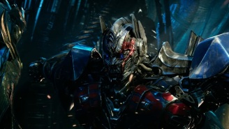 Optimus Prime Seeks Redemption In The New 'Transformers: The Last Knight' Trailer