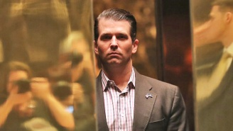 Donald Trump Jr. Reportedly Told His Fellow Elite Gun Club Members He Wants To Run For New York Governor
