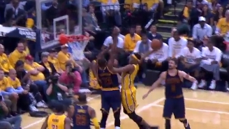 Myles Turner's Vicious Slam On Tristan Thompson Was The Meanest Dunk Of The Playoffs