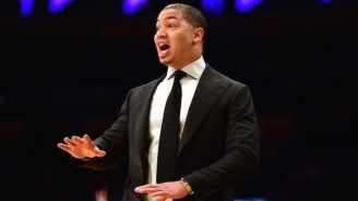 Tyronn Lue Got Ready For The Playoffs By Eating Way Too Much At Applebee's