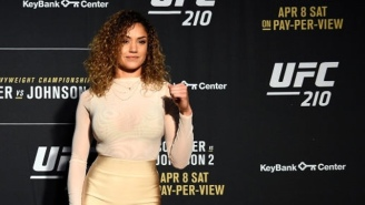 Breast Implants Won't Keep Female MMA Fighter Off UFC 210 Card After All