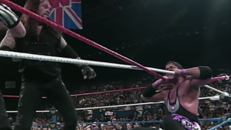 Bret Hart Asked Undertaker To Become Locker Room Leader After The Montreal Screwjob