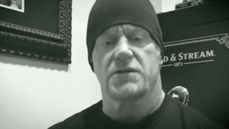 The Undertaker's First Order Of Business After Retiring Was To Plug A George Strait Concert