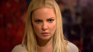 'Unforgettable' Is An Enjoyable Genre Exercise Starring Katherine Heigl As A Psycho Ex
