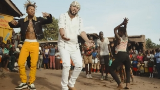 French Montana's 'Unforgettable' Video Is What Swae Lee Was Doing In Africa