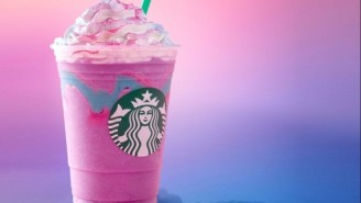 We Tested The Unicorn Frappucino & Unicorn Lemonade (So You Never Have To)