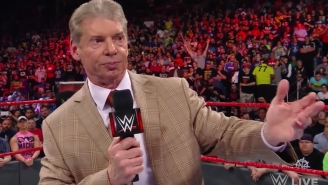It Was Reportedly Entirely Vince McMahon's Call To Cancel 'Talking Smack'