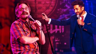 Comedy Now: Vir Das Makes His Netflix Debut And Marc Maron Turns 'WTF' Into A Book