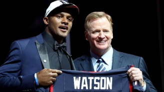 An ESPN NBA Reporter Predicted The Browns Would Pass On Deshaun Watson Months Ago