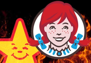 Wendy's Is Still Flaming Haters And Competitors On Twitter, And Now It's Hardee's Turn To Feel The Sting