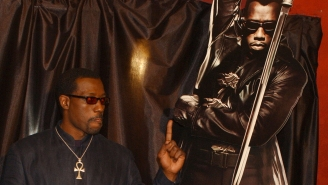 The Parent Company Of The Power Rangers Will Distribute WWE's Wesley Snipes Movie