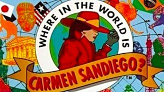 Netflix May Have Found Their 'Carmen Sandiego' And She Comes With Golden Globe Credentials