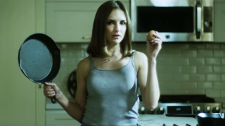 Rachael Leigh Cook Updates Her 'Frying Pan' PSA To Crack Open The War On Drugs