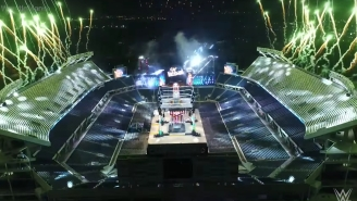 The WrestleMania 33 Set Cost A Whole Lot Of Money To Build