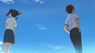 Beyond The Multiplex: The Anime Hit 'Your Name' And The Vampire Drama 'The Transfiguration'