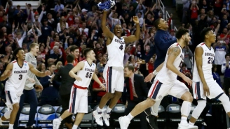 Gonzaga Spoiled South Carolina's Cinderella Run To Make The Program's First Title Game