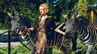 Niki Caro Discusses The Unsettling Relevance Of 'The Zookeeper's Wife'
