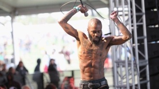 Death Grips Return With An Epic, 22 Minute Song 'Steroids (Crouching Tiger Hidden Gabber Megamix)'