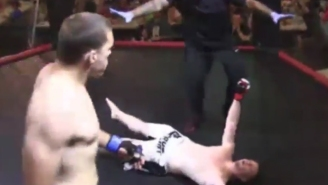 One Of The Fastest Knockouts In MMA History Was Delivered Via This Devastating Head Kick