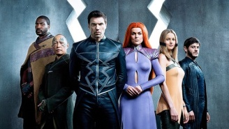 Marvel's 'Inhumans' Has An Official Premiere Date