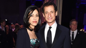 Huma Abedin Has Filed For Divorce From Anthony Weiner Following His Guilty Plea In His Teen-Sexting Case