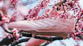 Adidas Is Putting Out Special Afterburner Cleats For Mother's Day