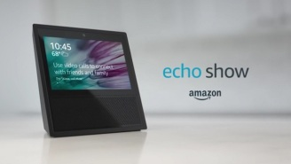 The New Amazon Echo Show Will Let Alexa Misinterpret All Your Requests With Accompanying Videos