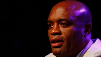 Anderson Silva Is Flipping Out At The UFC And Threatening To Retire If He Doesn't Get An Interim Title Shot
