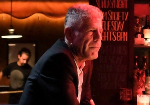 A Tour Of All The Food Bourdain Ate In LA On The 'Parts Unknown' Premier