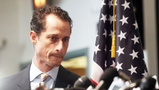 Anthony Weiner Receives A 21-Month Prison Sentence For Sexting With A Minor