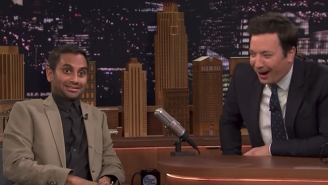 Aziz Ansari And Jimmy Fallon Bring Back Their Strangely Intense Yelp Reviews Segment
