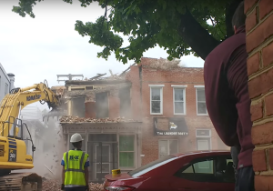 A Baltimore Demolition Crew Was Horrified When They Tore Down The Wrong Building