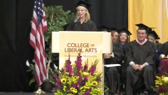 Maria Bamford Gave A Commencement Speech At Her Alma Mater About How She Negotiated Her Fee