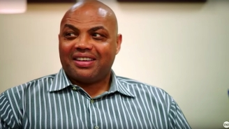 Charles Barkley Couldn't Resist Making Fun Of Shaq While Launching His Wine Label