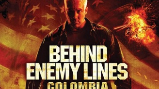 Pro Wrestling Movie Club: Mr. Kennedy Fires Up 'Behind Enemy Lines: Colombia'