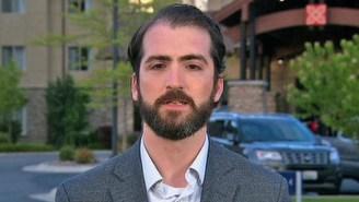 Body-Slammed Reporter Ben Jacobs Has Donated His Broken Glasses To The Newseum