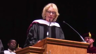 Betsy DeVos Was Vigorously Booed While Giving A Commencement Speech At A Historically Black College
