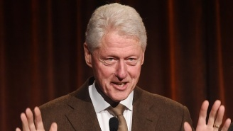 Bill Clinton Is Writing A Novel About A Missing President With 'Zoo' Author James Patterson