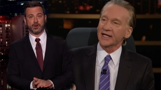 Bill Maher Has One Issue With Jimmy Kimmel's Emotional Monologue On Healthcare And His Newborn Son