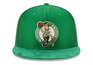 Check Out The First Look At The Official NBA Draft Hats For The 14 Lottery Teams