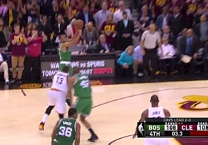 The Celtics Stunned The Cavs On An Avery Bradley Buzzer-Beater To Win Game 3
